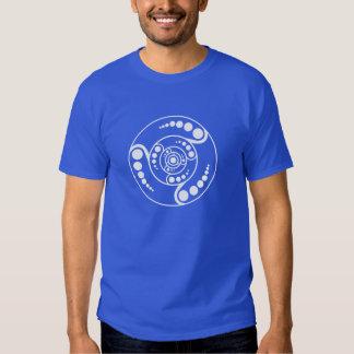 Crop Circles Tee Shirt