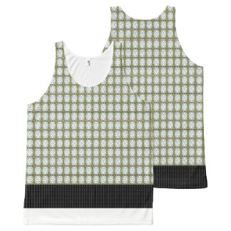 Crop-Front-Dress-Sport-Putty-Diamond's_(c) All-Over Print Tank Top