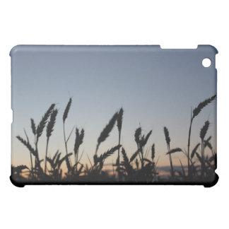 crop silhouette iPad mini cover