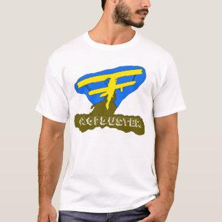 cropduster blue T-Shirt