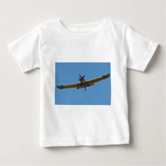 Cropsprayer Airplane Baby T-Shirt