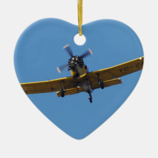 Cropsprayer Airplane Christmas Ornament