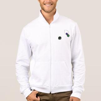 Croquet Balls Printed Jackets