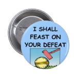 croquet buttons