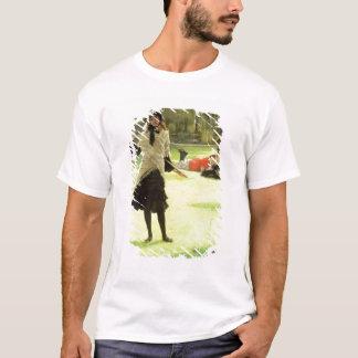 Croquet, c.1878 T-Shirt