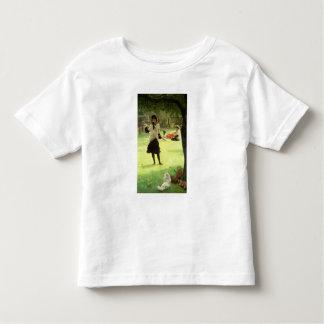 Croquet, c.1878 toddler T-Shirt