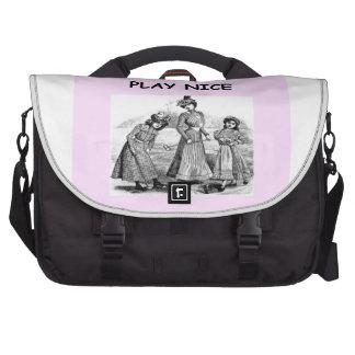 croquet laptop bag