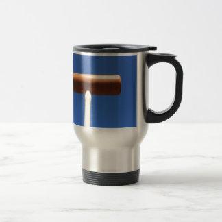 Croquet Mallet Travel Mug