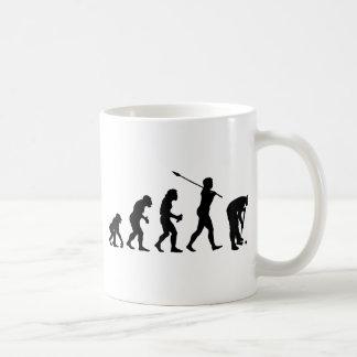 Croquet Player Coffee Mug
