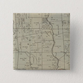 Crosby, Ohio 15 Cm Square Badge