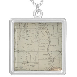 Crosby, Ohio Silver Plated Necklace