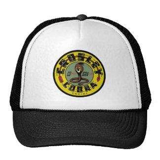 Crosley Cobra Engine distressed vintage sign repro Hat