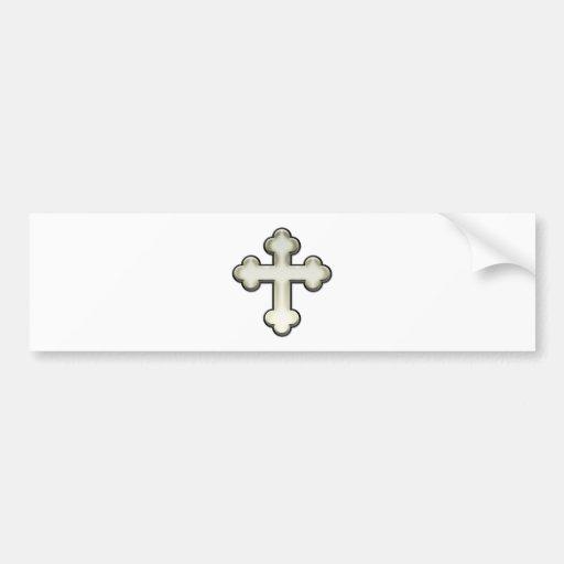 Cross2 Bumper Sticker