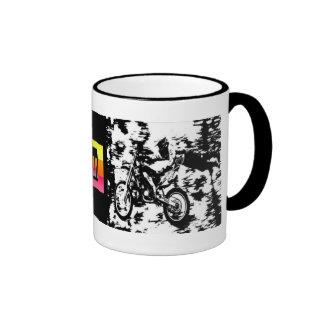 Cross 02 Black Coffee Mugs