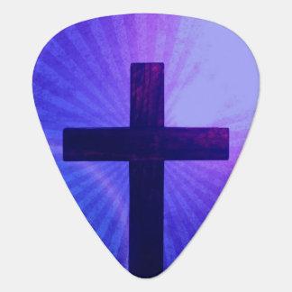 cross-3 guitar pick
