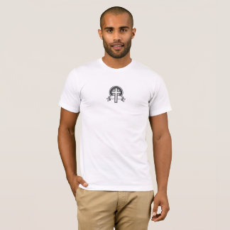 Cross and Banner T-Shirt