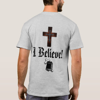 Cross and Bible Blessed T-Shirt