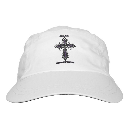 Cross/Awareness...Chiari Hat