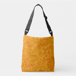 Cross Body Bag Yellow Network