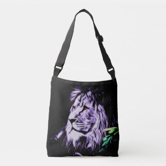 Cross Body lion bag