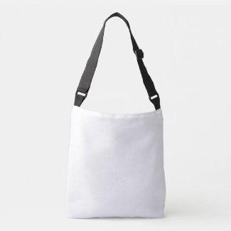 Cross body tote bag