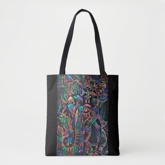 cross body tote for elephant lovers