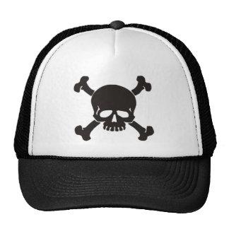 Cross Bones Hat
