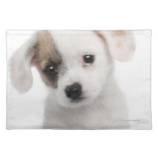 Cross breed puppy (2 months old) placemat