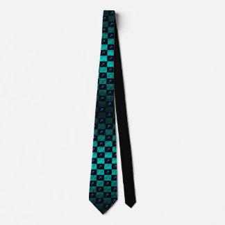 Cross Checker Tie