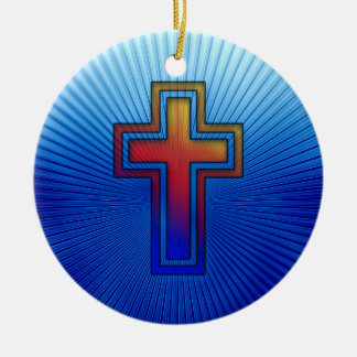 Cross - Christian Ornament