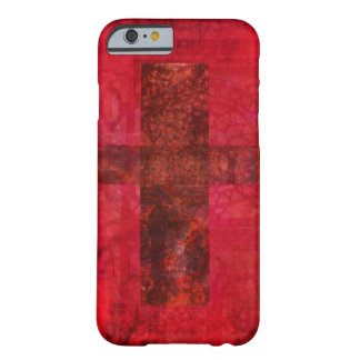 CROSS  Contemporary Christian art Barely There iPhone 6 Case