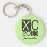 Cross Country 2013 - CC Running Key Chain