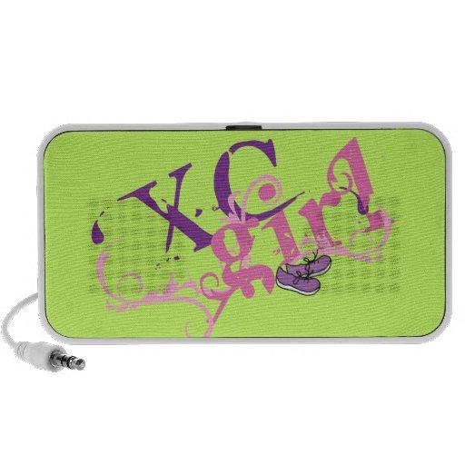 Cross Country Girl - XC Laptop Speaker