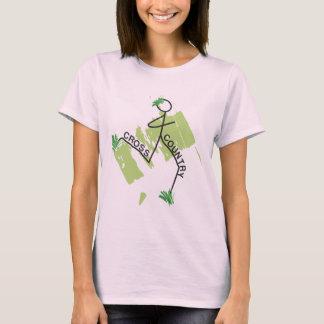 Cross Country Grass Runner T-Shirt