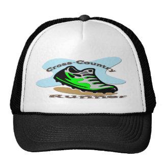 Cross-Country Runner Hat
