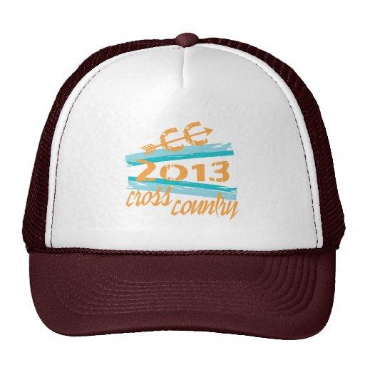 Cross Country Running - Class of 2013 Graduate Mesh Hats