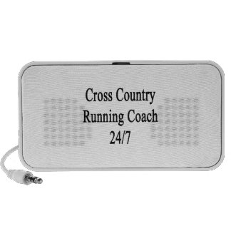 Cross Country Running Coach 24/7 Portable Speakers