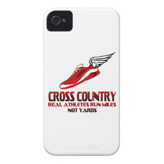 Cross Country Running iPhone 4 Case-Mate Cases