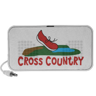 Cross Country Running Mini Speakers
