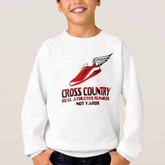 Cross Country Running Sweatshirt