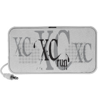 Cross Country Running XC Travelling Speakers