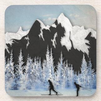 Cross Country Skiing Coaster