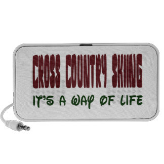 Cross Country Skiing It's a way of life Travelling Speaker