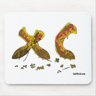Cross Country Spikes Mouse Mat