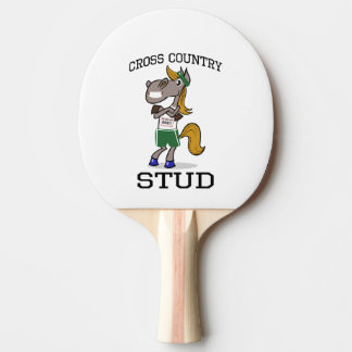 Cross Country Stud Ping Pong Paddle