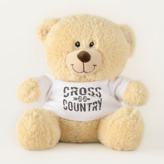 cross country teddy bear