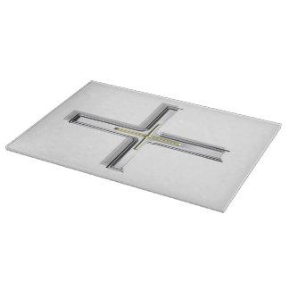 Cross Cutting Board