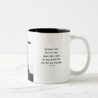 Cross Diffuse Two-Tone Mug