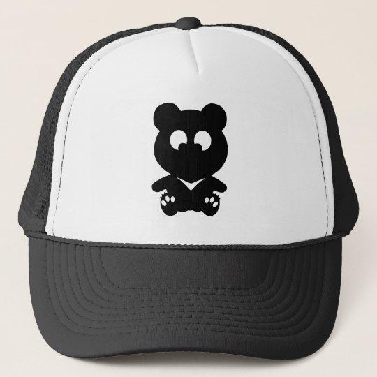 Cross Eyed BEAR Cap