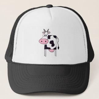 Cross-Eyed Cow Trucker Hat